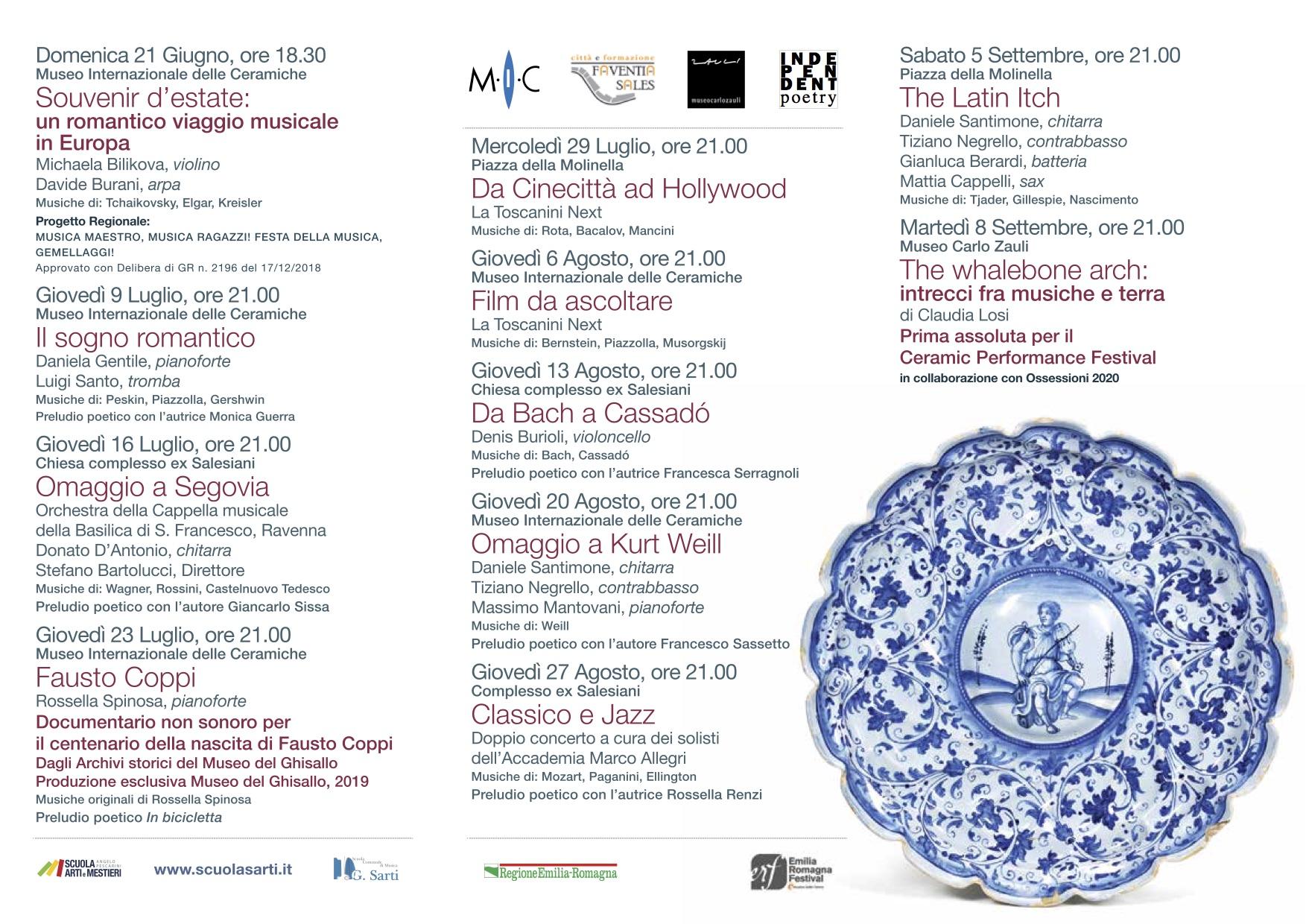 preludio poetico Festival InTempo