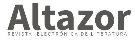 Su Altazor Revista